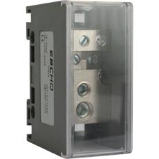 Power Block entrada 95mm2 3/0 AWG, Salidas 4 x 25mm2 / 4AWG 232A