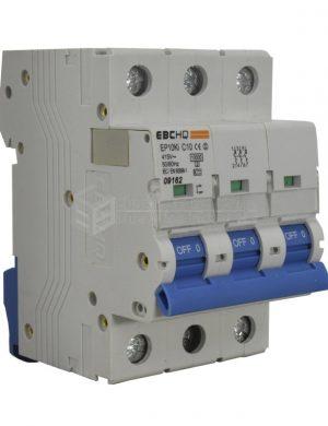Breaker 2X25A, Voltaje Nominal 415V 50/60Hz, Capacidad de Ruptura 10KA