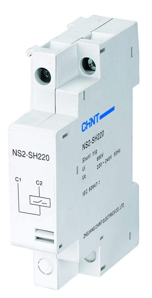 Disparador de derivación NS2-SH220 (CHINT)