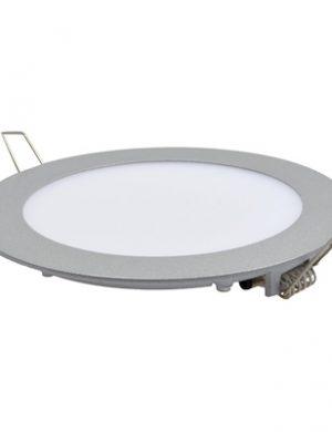 LAMP. LED TECHO BLANCO 1L 12W 100-277V 6000K